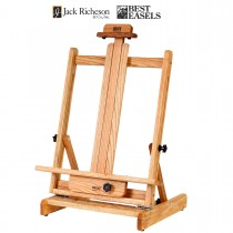 Richeson BEST Deluxe Tabletop Wood Easel - Professional Table Easel