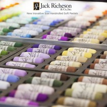 Richeson Hand-Rolled Standard Size Soft Pastels Sets