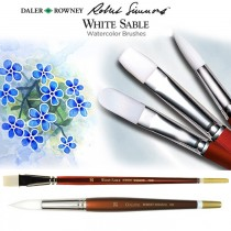 Robert Simmons White Sable Watercolor Brushes