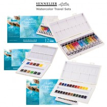 Sennelier La Petite Aquarelle Watercolor Travel Sets