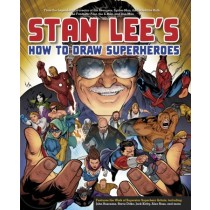 How To Draw Superheroes Book - Stan Lee