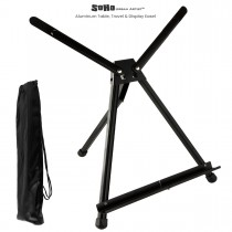 SoHo Aluminum Table Easel with Carry Case Bag