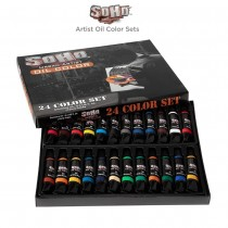 SoHo Oil Colors Sets
