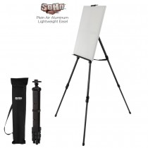 Soho Urban Artist Plein Air Aluminum Lightweight Easel w/ Carry Bag