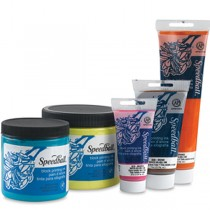 Speedball Block Printing Water Soluble Inks