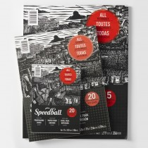 Speedball® Printmaking Paper Pads