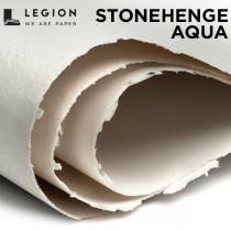 Stonehenge Aqua Watercolor Paper Blocks and Sheets