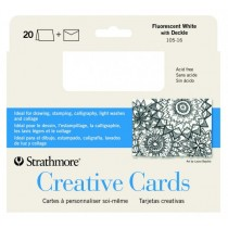 Strathmore Blank Creative Cards and Envelopes