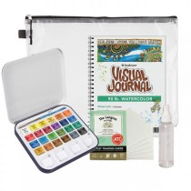 Daler-Rowney Aquafine Water Colour Painting Gift Set
