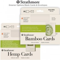 Strathmore Hemp & Bamboo Blank Greeting Cards & Envelopes