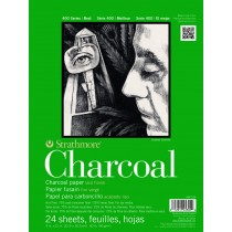 Strathmore 400 Series Hemp Charcoal Paper Pads