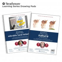 Strathmore Learning Series Learn to Draw Pads