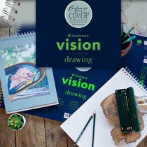 Strathmore Vision Drawing Pads
