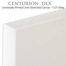 "Universal Acrylic Primed Linen Stretched Canvas 1-1/2"" Centurion DLX"