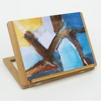 Tao Bamboo Table Easel For Artwork