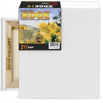 "The Edge All Media Cotton Canvas - 2-1/2"" Deep Gallery Canvas"