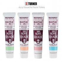 Turner Acryl Gouache Pastel Colors