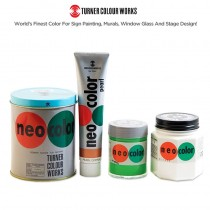 Turner Neo Color Paints For Signs, Stage Design & Murals