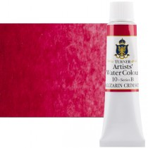 Turner Professional Watercolor Alizarin Crimson 15ml Paint