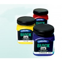Derivan Block Printing Inks And Mediums