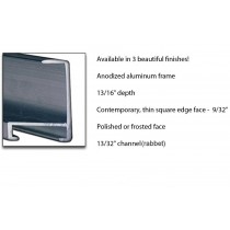 Basic Metal Sectional Frame