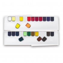 Mission Gold Perfect Pan Watercolor Set with pans