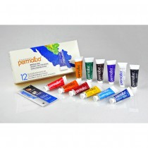 Weber Permalba Professional Artists Oil Color Gift Set of 12