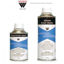 Weber Silicone Odorless Brush Cleaners