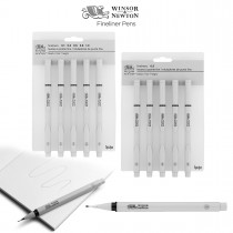 Winsor & Newton Fineliner Pens Sets