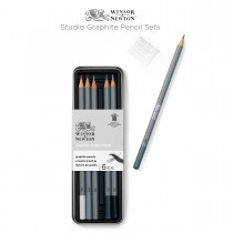 Winsor & Newton Studio Graphite Pencil Sets