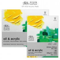 Winsor & Newton Oil and Acrylic Pads