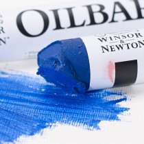 Winsor & Newton OILBARS work smoothly on any canvas.