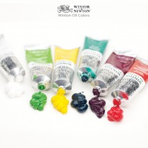 Winsor & Newton Winton Oil Paints