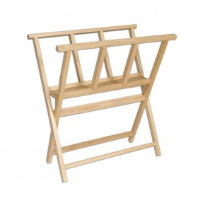 Creative Mark Folding Wood Print Rack