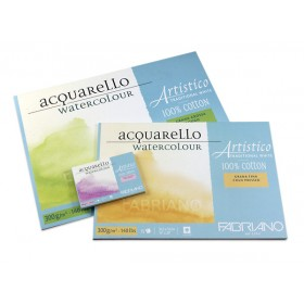 Fabriano Artistico Watercolor Blocks
