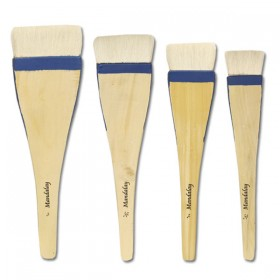 Creative Mark Mandalay Professional Goat Hair Hake Brushes