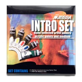 Matisse Structure Acrylic Sets