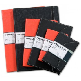 Passport And Passport Elite Travel Journals