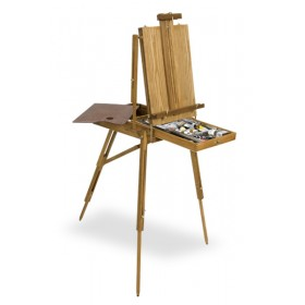 Jullian Escort and Half Box French Easels