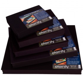 Eternity Archival Clamshell Art Storage Boxes
