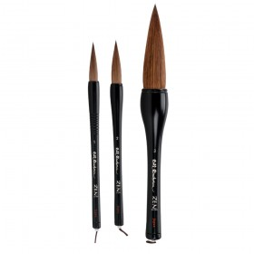 Bill Buchman Japanese Zen Brushes
