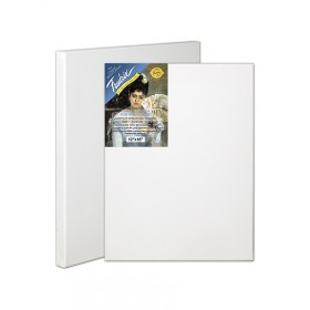 Fredrix Ultra Smooth Portrait Grade Blue Label Canvas