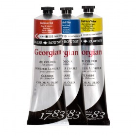 Daler-Rowney Georgian Oil Colors