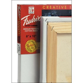 Fredrix Creative Edge Staple Free Canvas - Gallery Style
