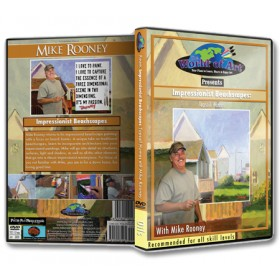 Mike Rooney Plein Air Painting DVDs