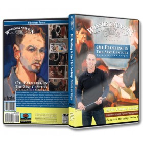 Oil Painting In The 21st Century Portraits And People DVD