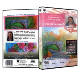 Gisele Grenier: Plein Air Painting DVD
