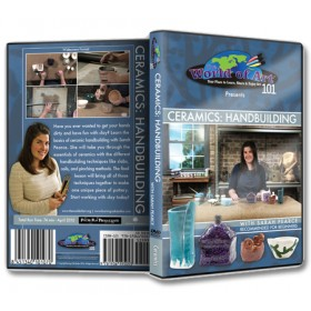 Sarah Pearce Ceramics DVDs