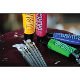 Liquitex Basics Acrylic Brushes