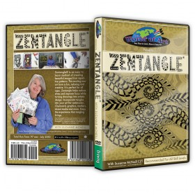 Suzanne McNeill Zentangle DVD's and Kits